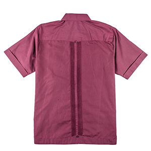 2328 Guayabera BackDetail