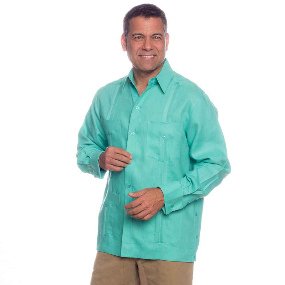 Beach Wedding Attire - Guayabera shirts experts.| MyCubanStore