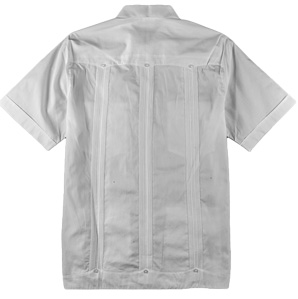 Basic Guayabera BackDetail